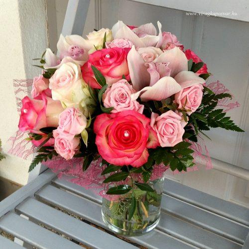 Rózsaszín üzenet