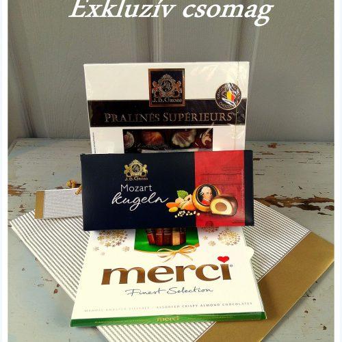 Exkluzív csomag