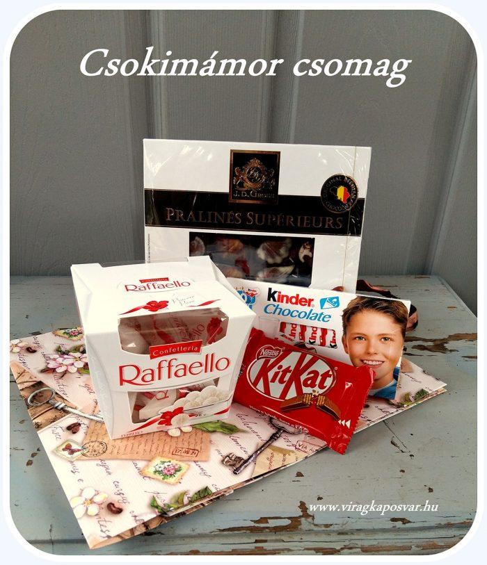 Csokimámor csomag