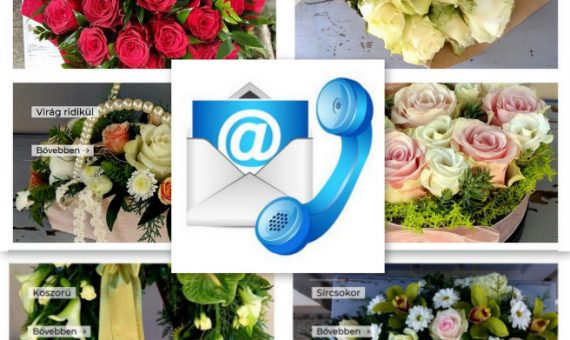 Telefonon, e-mailben egyeztetett termék kifizetése!