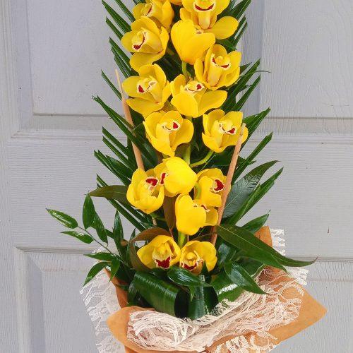 Orchideás köszönet 3003